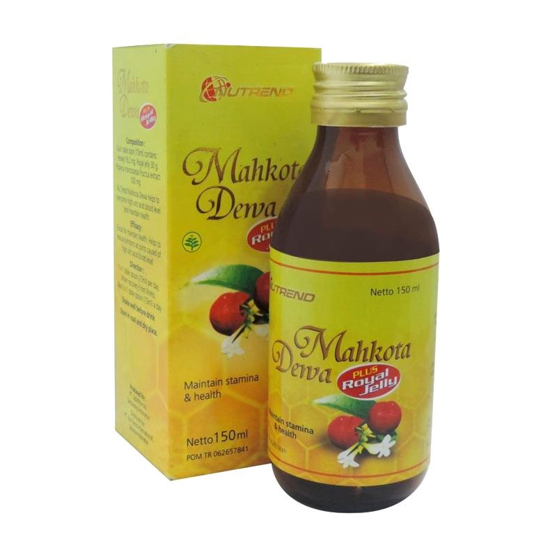 Nutrend Mahkota Dewa Supplement