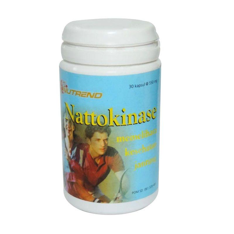 Nutrend Nattokinase Supplement