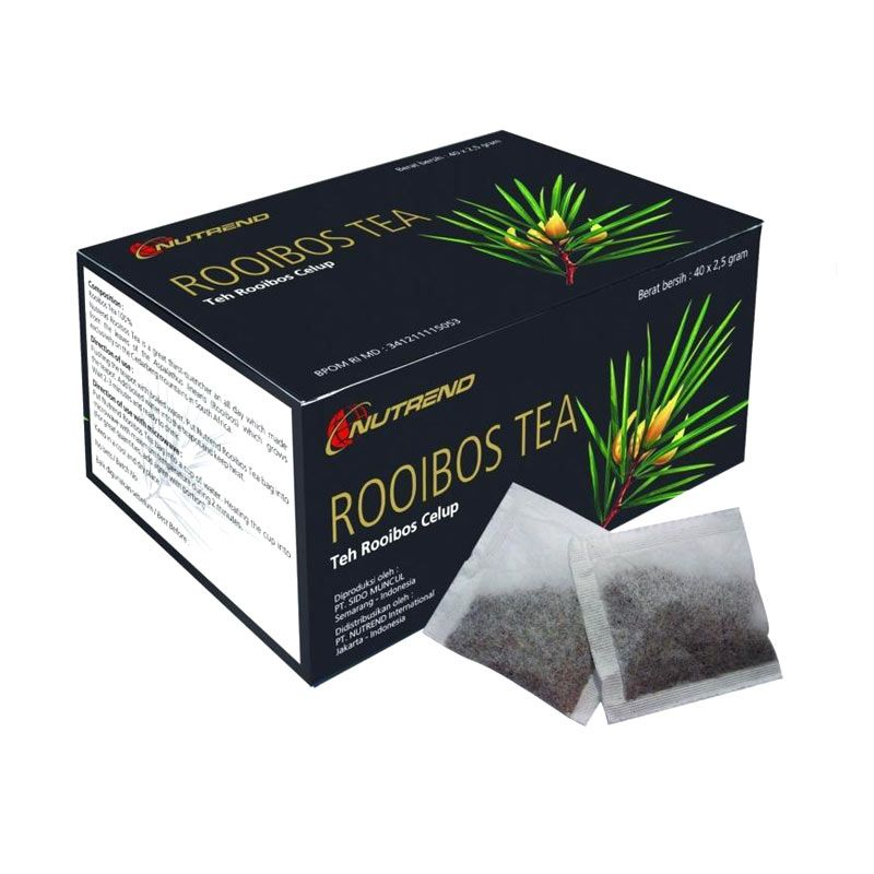 Nutrend Rooibos Tea Supplement