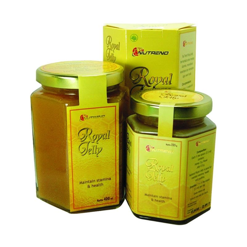 Nutrend Royal Jelly Food Supplement [Kecil]