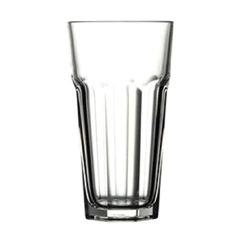 Pasabahce Casablanca Fully Tempered Tumbler Gelas [365 cc/6 Pcs]