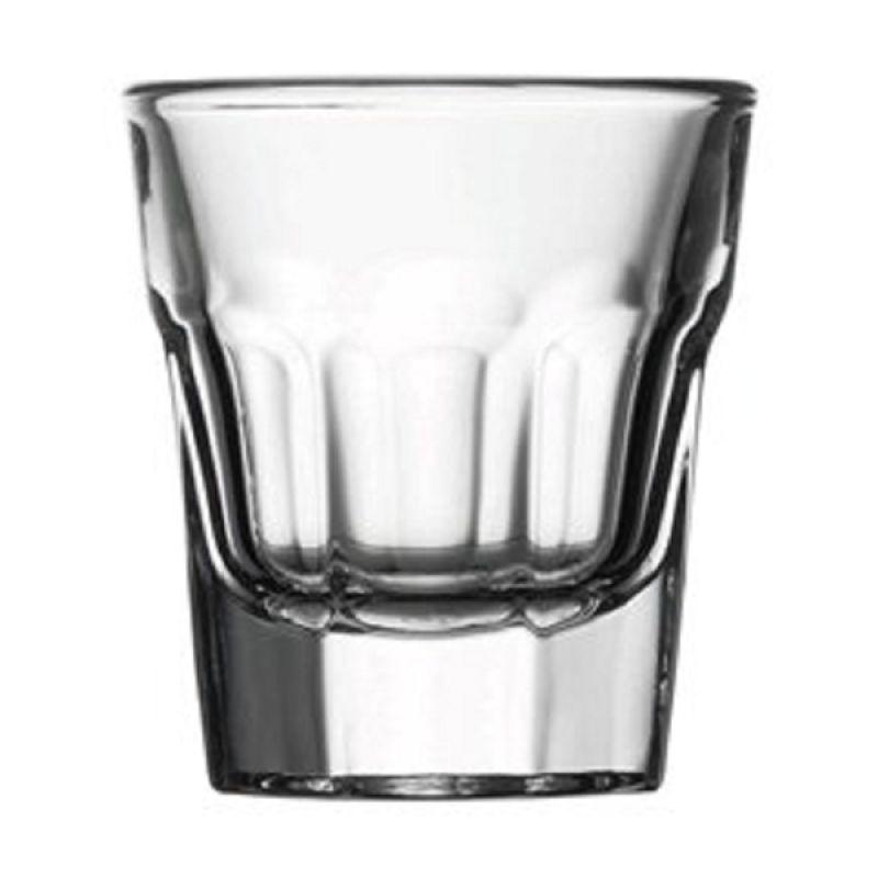 Pasabahce Casablanca Gelas Liqueur [6 Pcs/36 cc]
