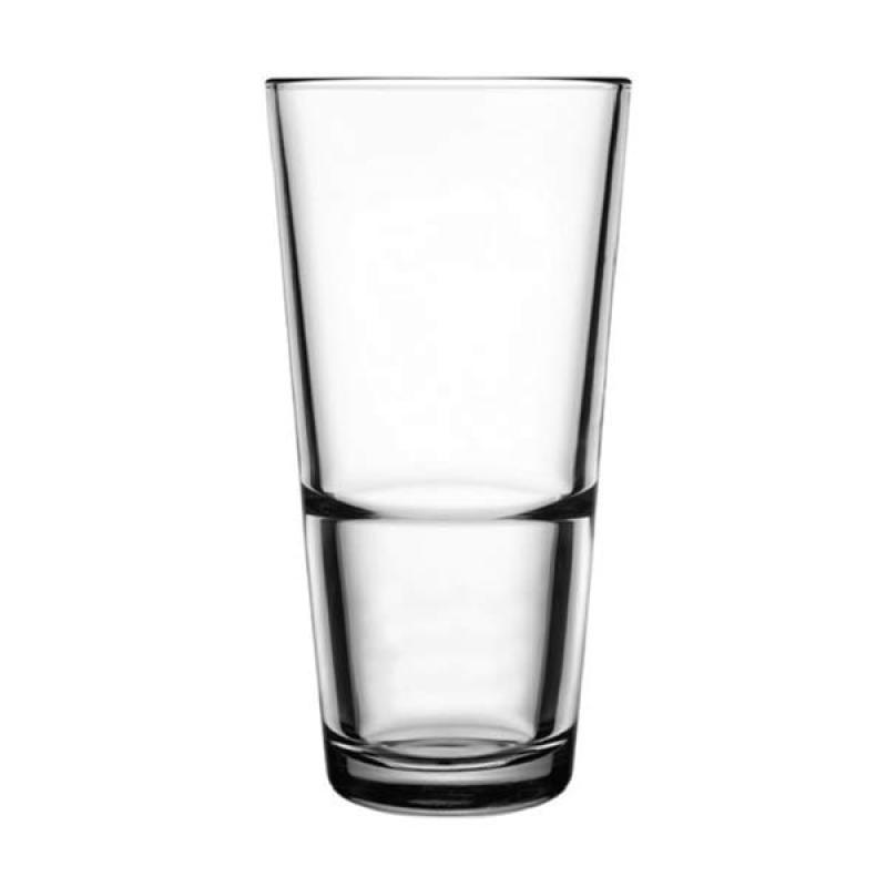 Pasabahce Grande-S Fully Tempered Tumbler Gelas [6 Pcs]