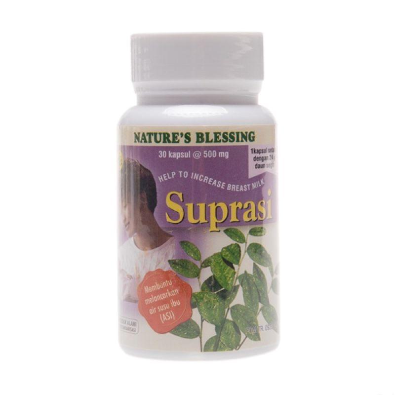 Nature's Blessing Suprasi Supplemen [500 mg]