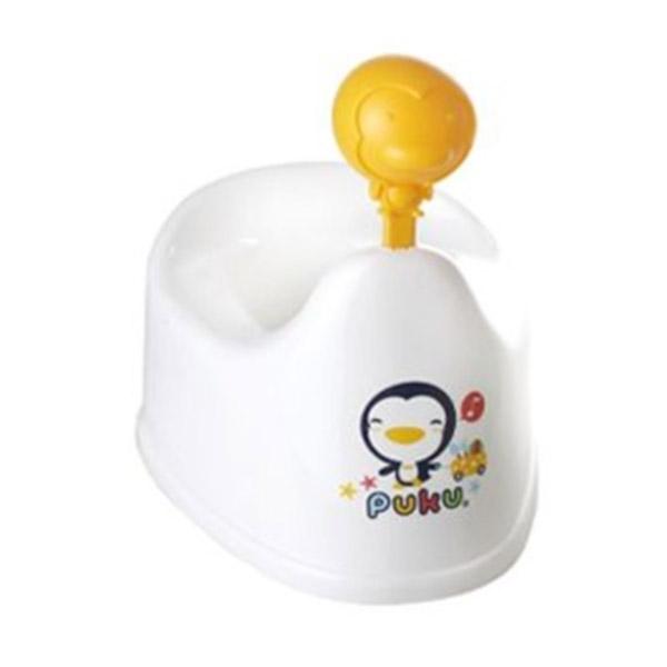 Puku Baby Potty Penguin Orange