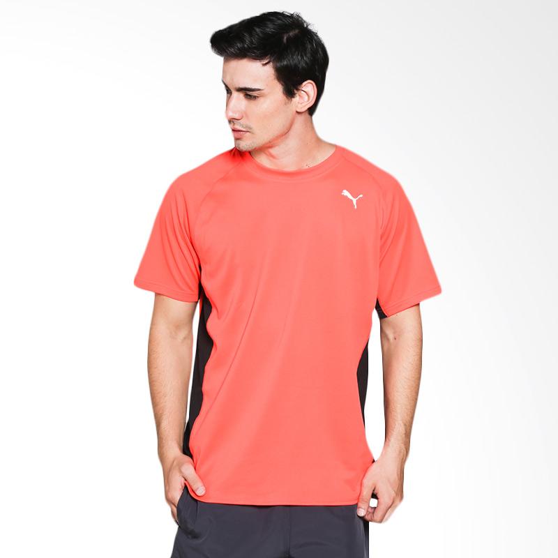 Puma Pe Running S/S Tee Kaos Olahraga  513823 02