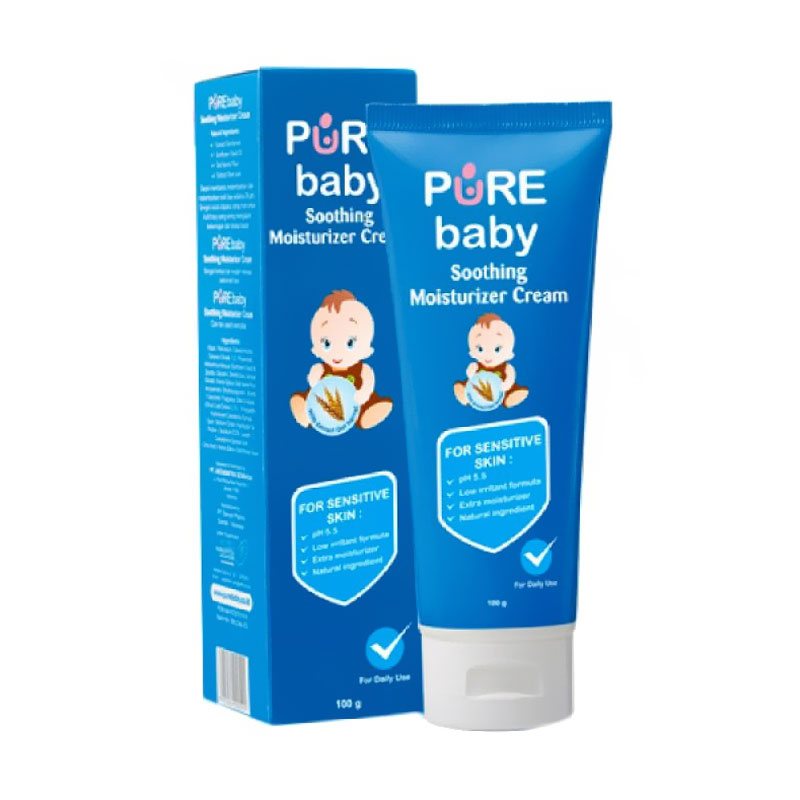 Pure Baby Soothing Cream [100 gr/ 6617]