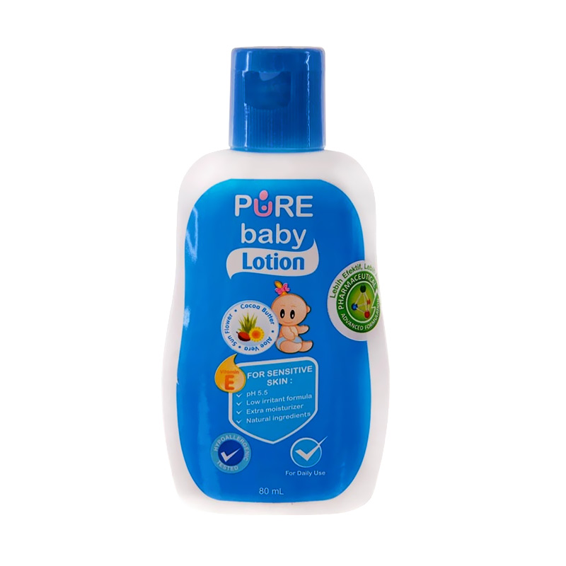 Jual Pure Baby Lotion 80 ML Online