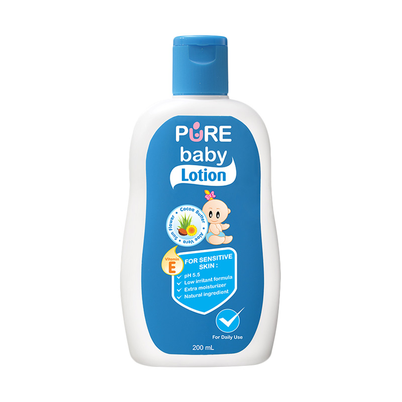 Pure Baby Body Lotion 200ml - 6591