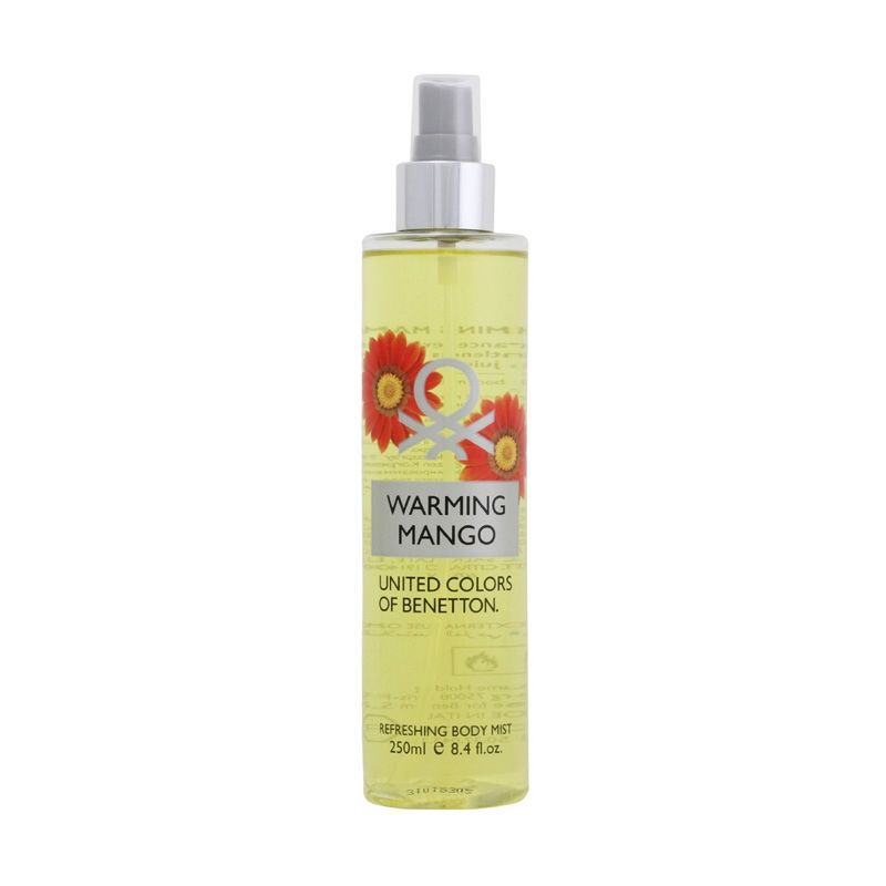 Benetton Warming Mango 250ml
