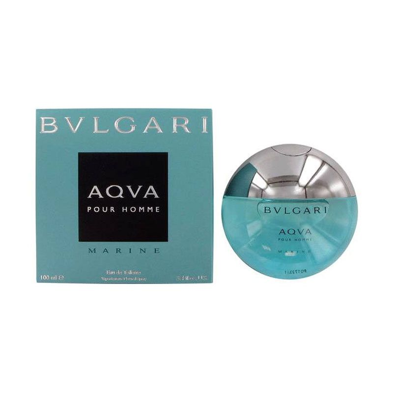 Bvlgari Aqva Marine EDT Parfum Pria [100 mL]