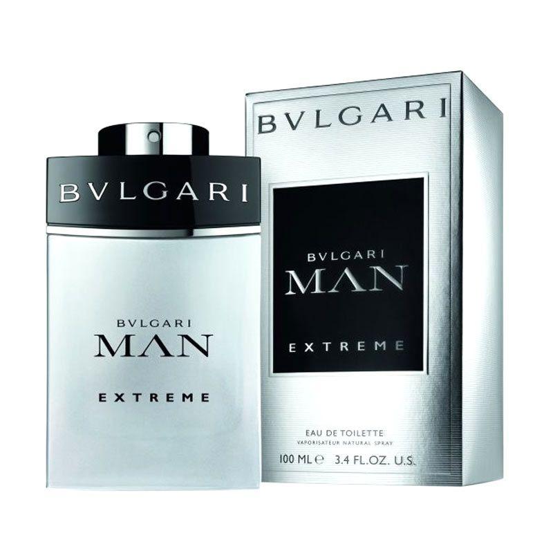 Bvlgari Man Extreme EDT Parfum Pria [100mL]
