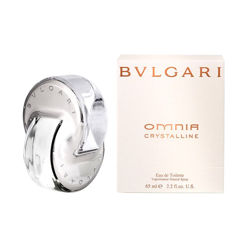 Bvlgari Omnia Crystalline EDT Parfum Wanita [65 mL]