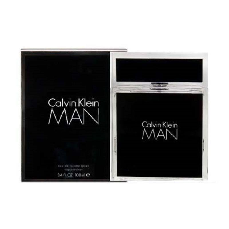 Calvin Klein CK Man EDT Parfum Pria [100 mL]