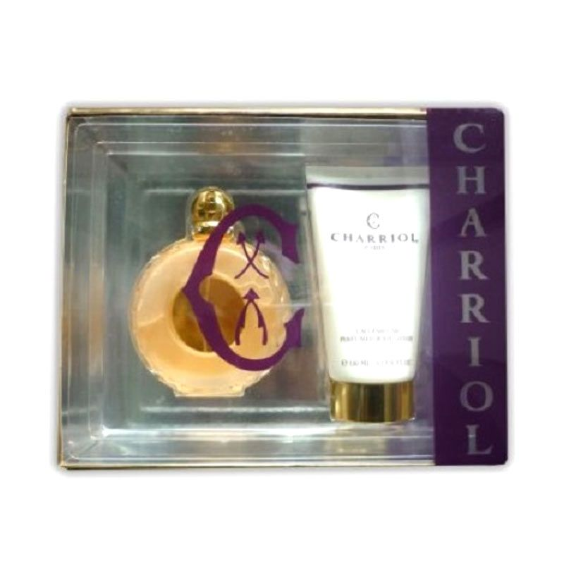 Charriol Gift Set Women EDP Parfum Wanita