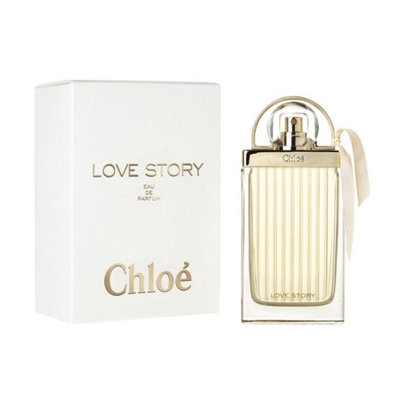 Chloe Love Story EDP Parfum Wanita [75 mL]