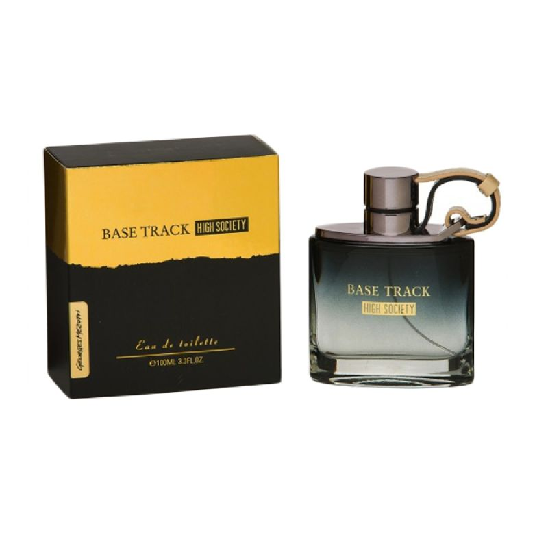 Georges Mezotti Base Track High Society EDT Parfum Pria [100 mL]