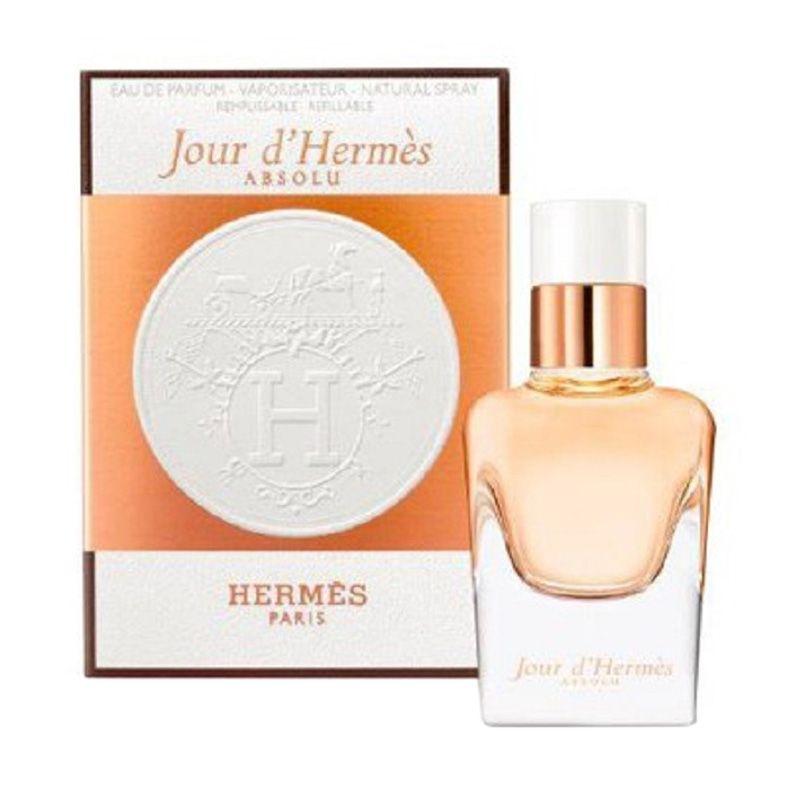 Hermes Jour d'Hermes Absolu EDP Parfum Wanita [85 mL]