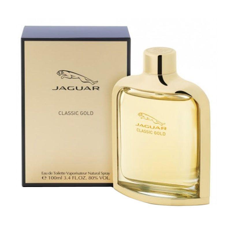 Jaguar - Classic Gold Men EDT 100ml - Parfum