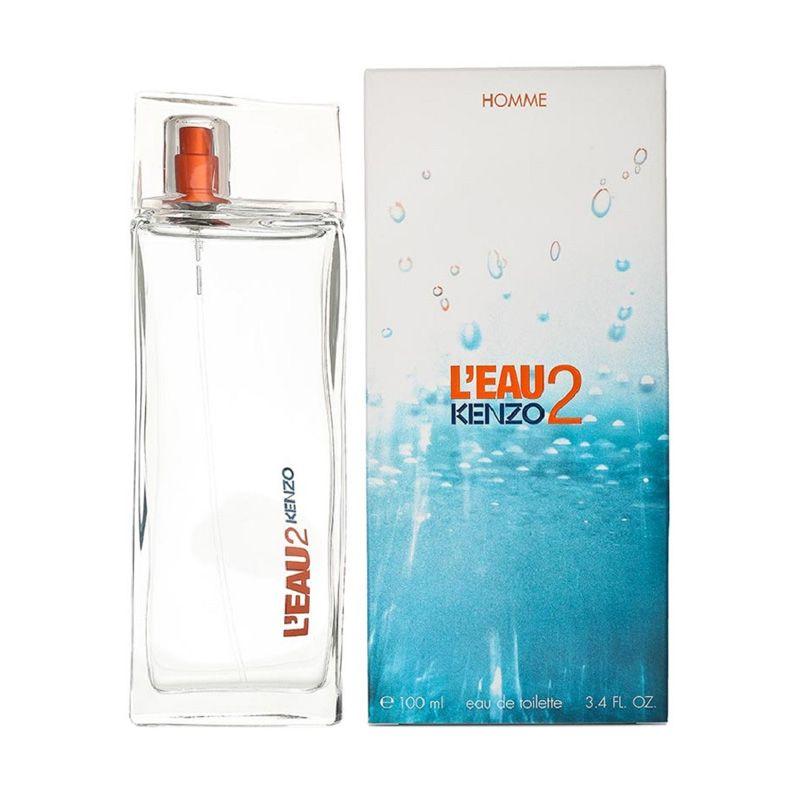 Kenzo Leau Women 2 EDT Parfum Wanita [100 mL]