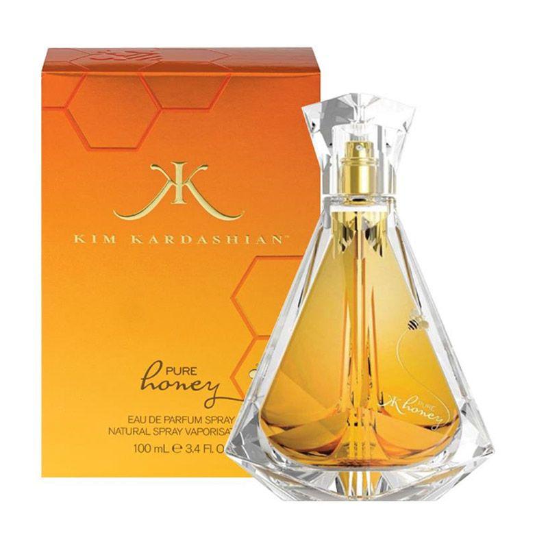 Kim Kardashian Pure Honey EDP Parfum Wanita [100 mL]