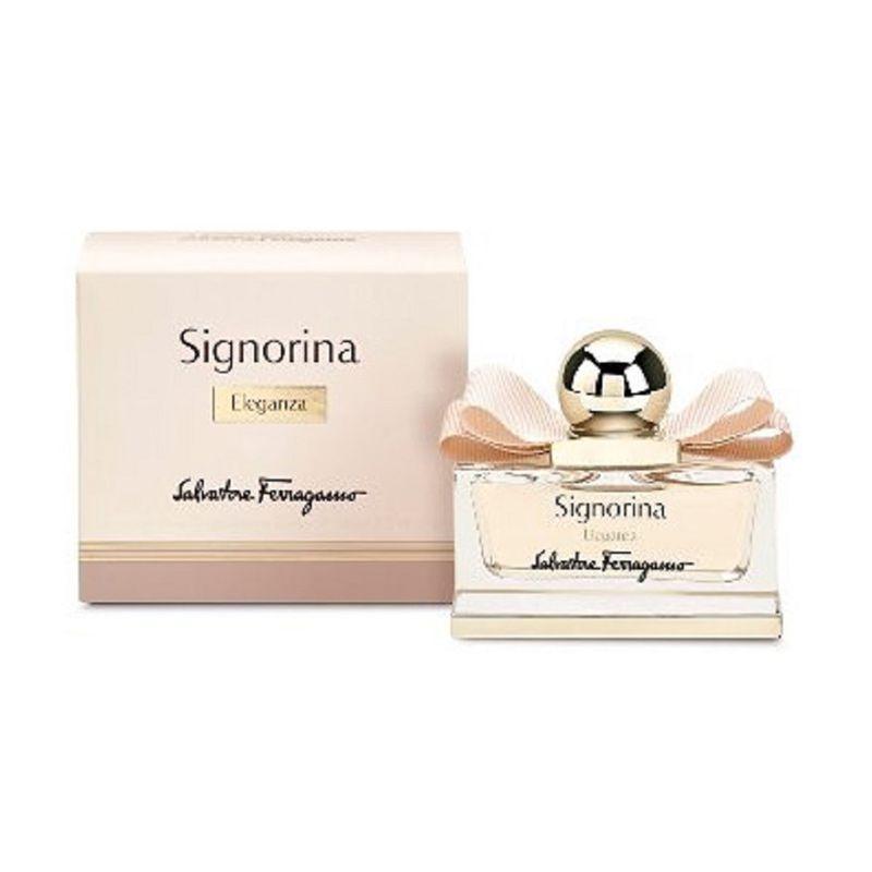Salvatore Ferragamo Signorina Eleganza EDP Parfum Wanita [100 mL]