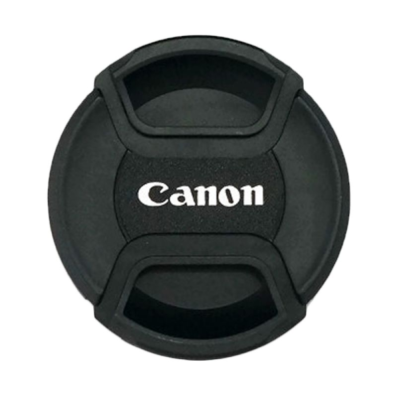 Canon 55mm Black Lens Cap