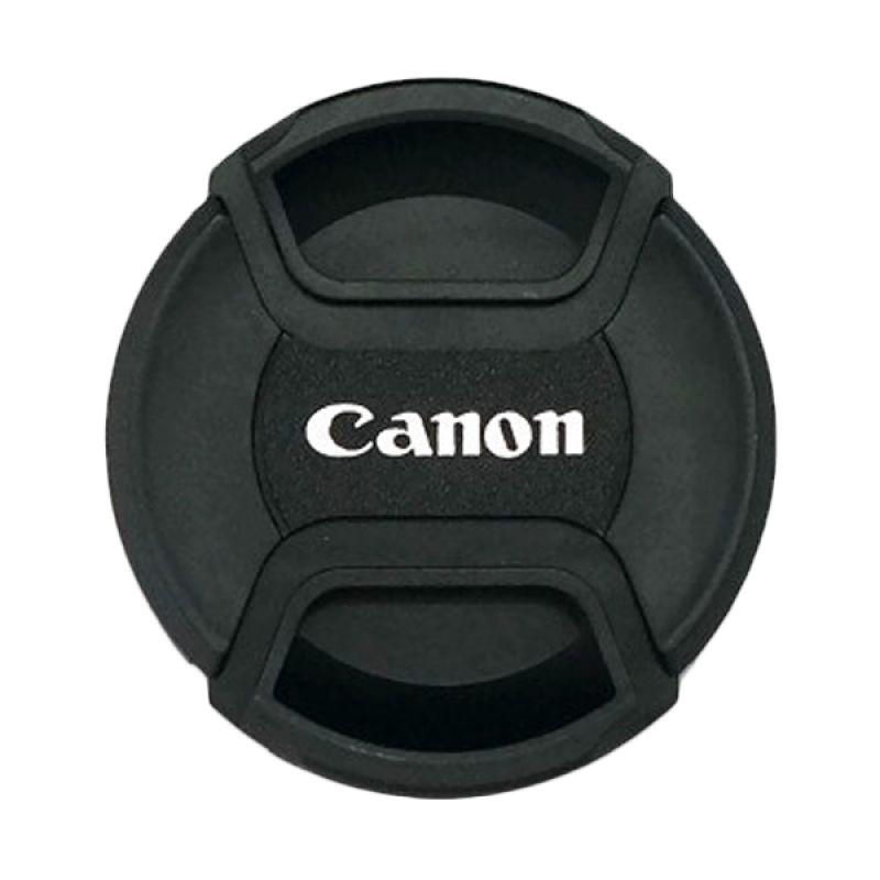 Canon 62mm Black Lens Cap