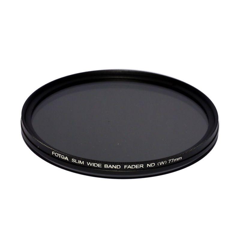 Fotga Filter ND Fader 77mm Filter Lensa