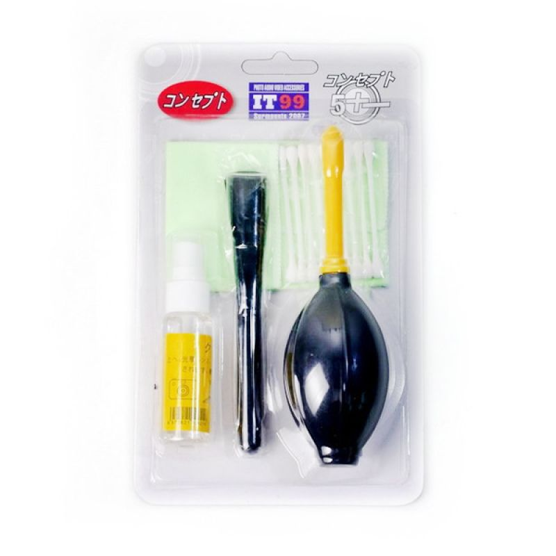 IT99 Cleaning Kit Hitam Pembersih Kamera [Large]