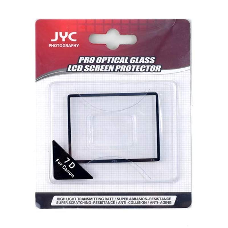 JYC 7D for Canon LCD Protector