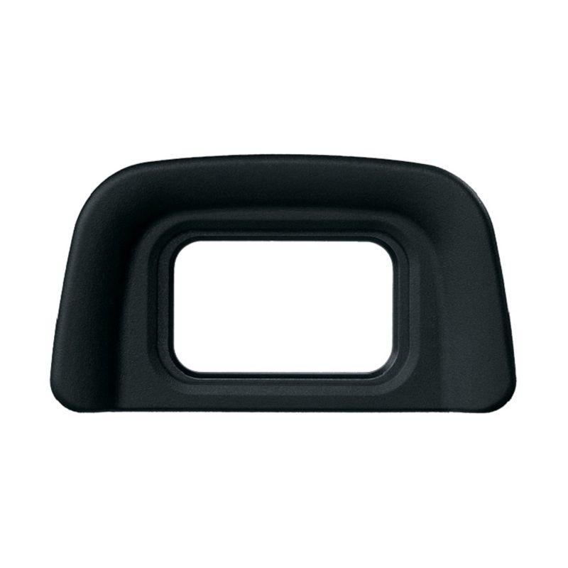 Klear Photo Black Eyepiece for Nikon DK-20 Aksesoris Kamera