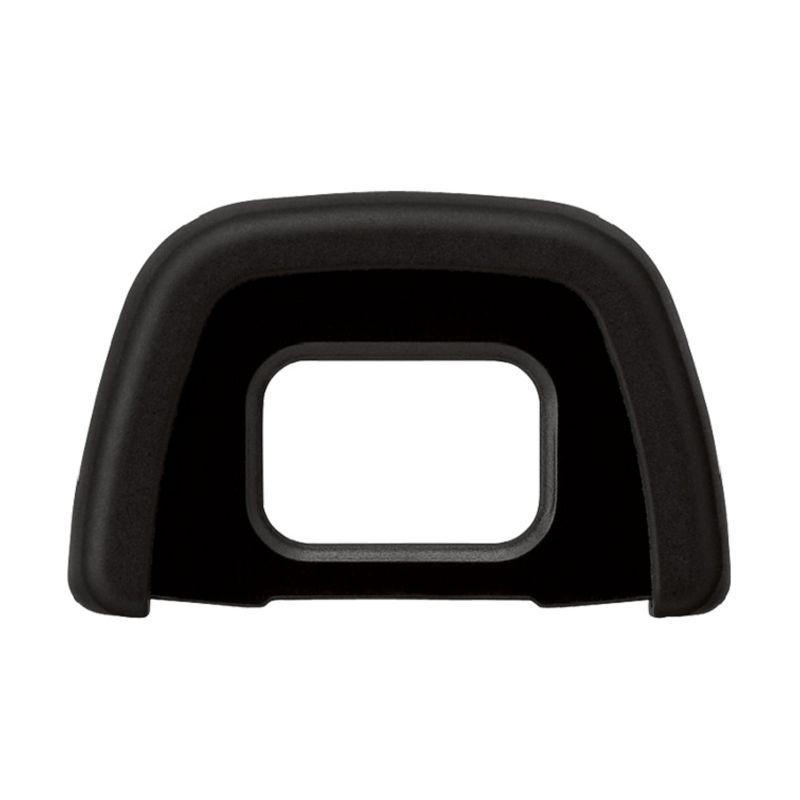 Klear Photo Black Eyepiece for Nikon DK-23 Aksesoris Kamera