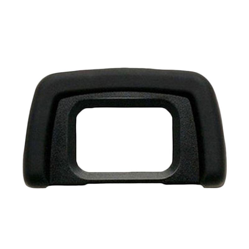 Klear Photo Black Eyepiece for Nikon DK-24 Aksesoris Kamera