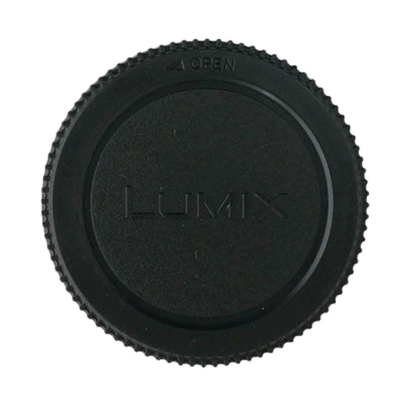 Panasonic Lumix M43 Black Rear Cap