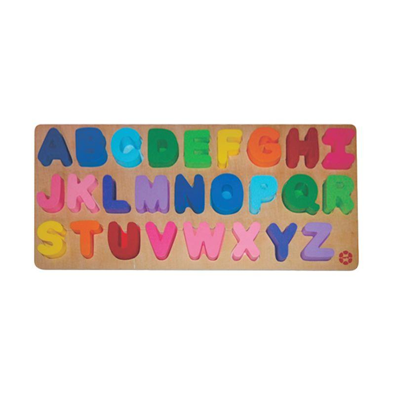 Puzzleku ABC Chuncky Puzzle Mainan Anak
