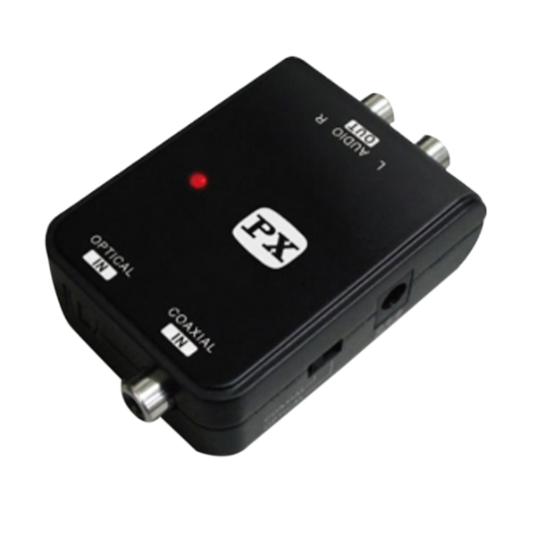 PX DAC-200 Digital Audio Converter