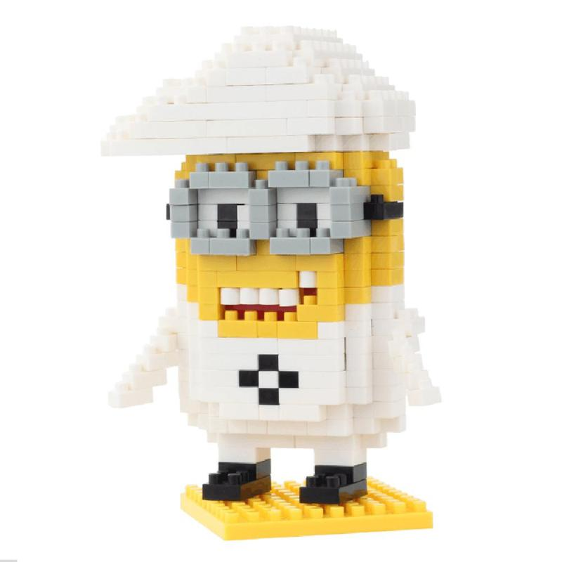 Qcf 9527White Suit Mainan Blok & Puzzle