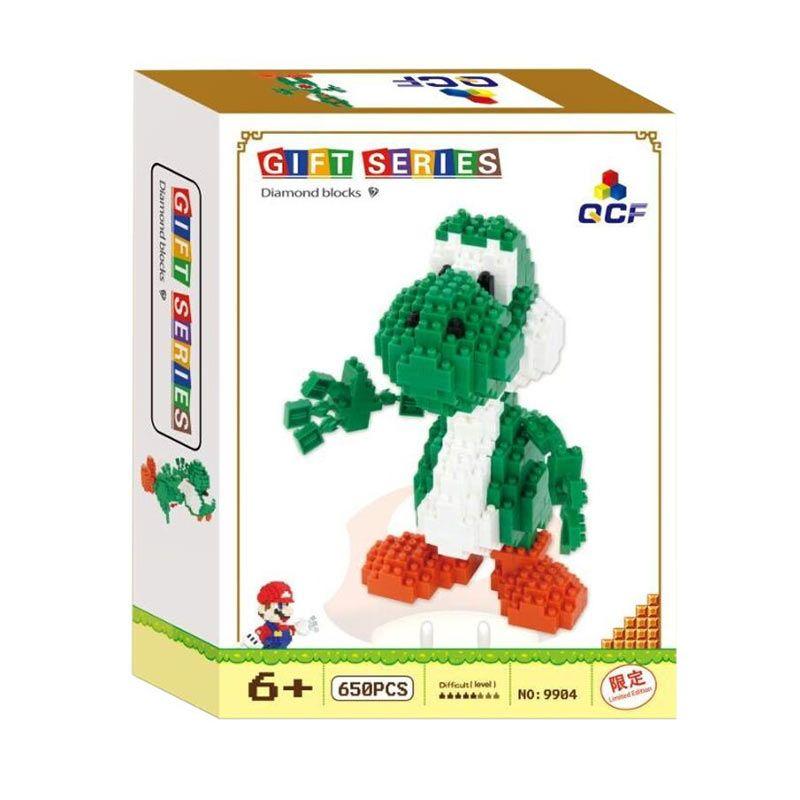 Qcf 9904 Mainan Blok & Puzzle