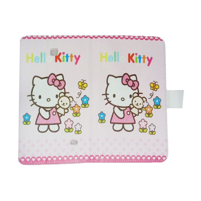 harga QCF Hello Kitty 1 Leather Casing for Samsung Galaxy Core2 G355H Blibli.com