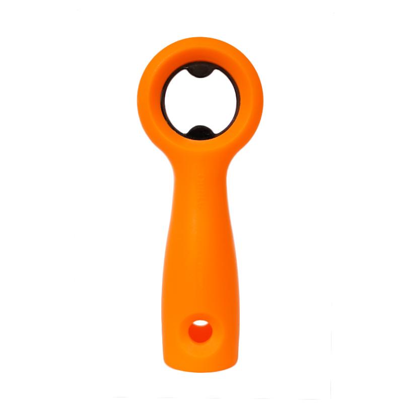 Qualy Bottle Opener Pembuka Botol - Orange