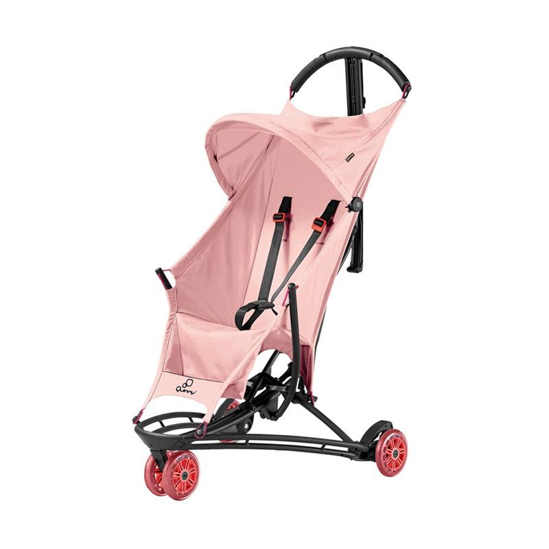 Quinny Yezz 3 Kereta Dorong Bayi - Pink Pastel