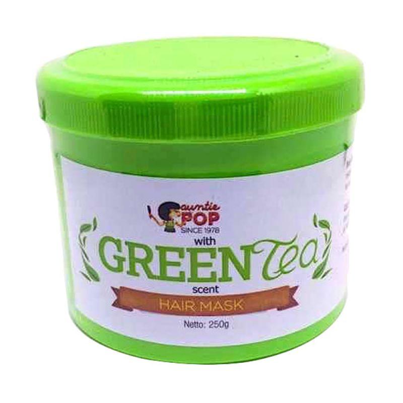 Auntie POP GREEN TEA Hair Mask [250 g]