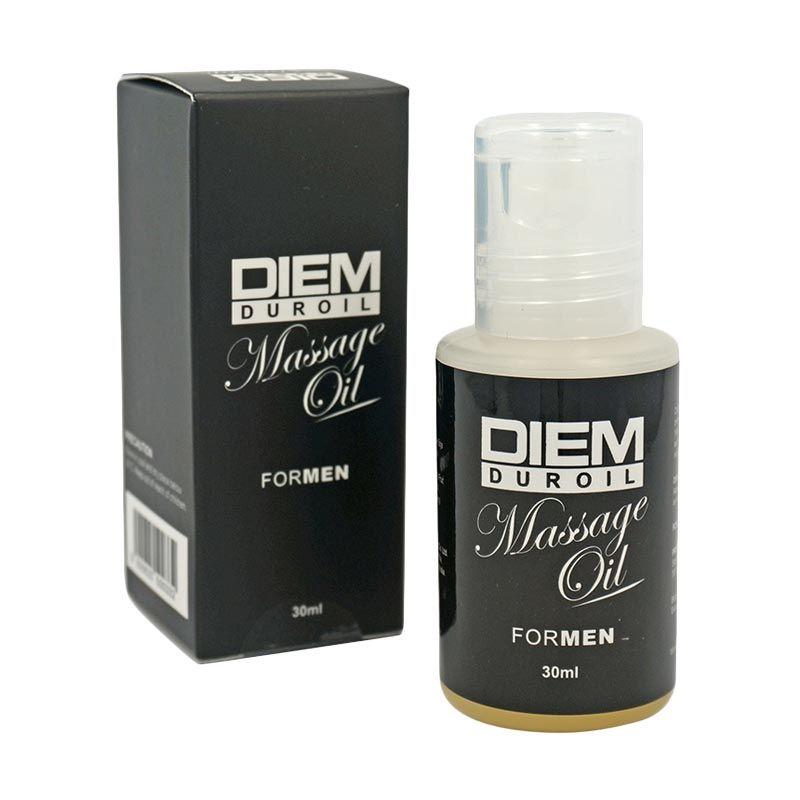 Diem Duroil for Men Massage Oil [30 mL]
