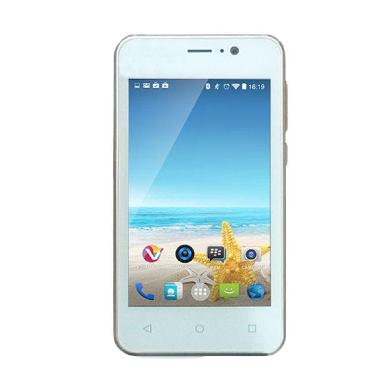 Advan Vandroid S4X Gold Smartphone [8 GB]