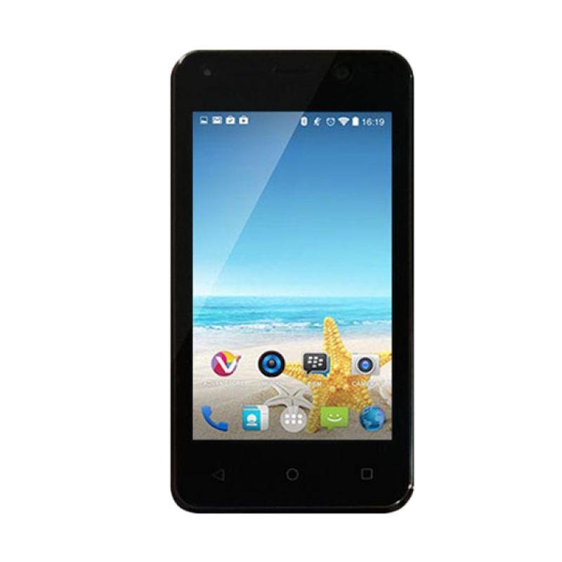 Advan Vandroid S4X Hitam Smartphone [8 GB]