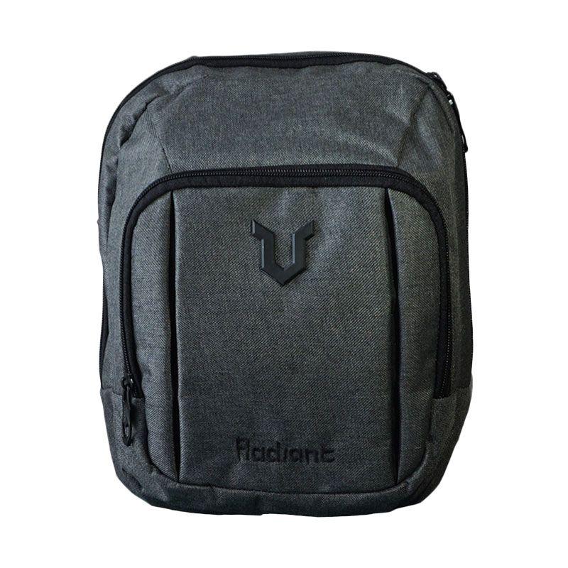 Radiant Kraken Light Grey Sling Bag Tas Selempang