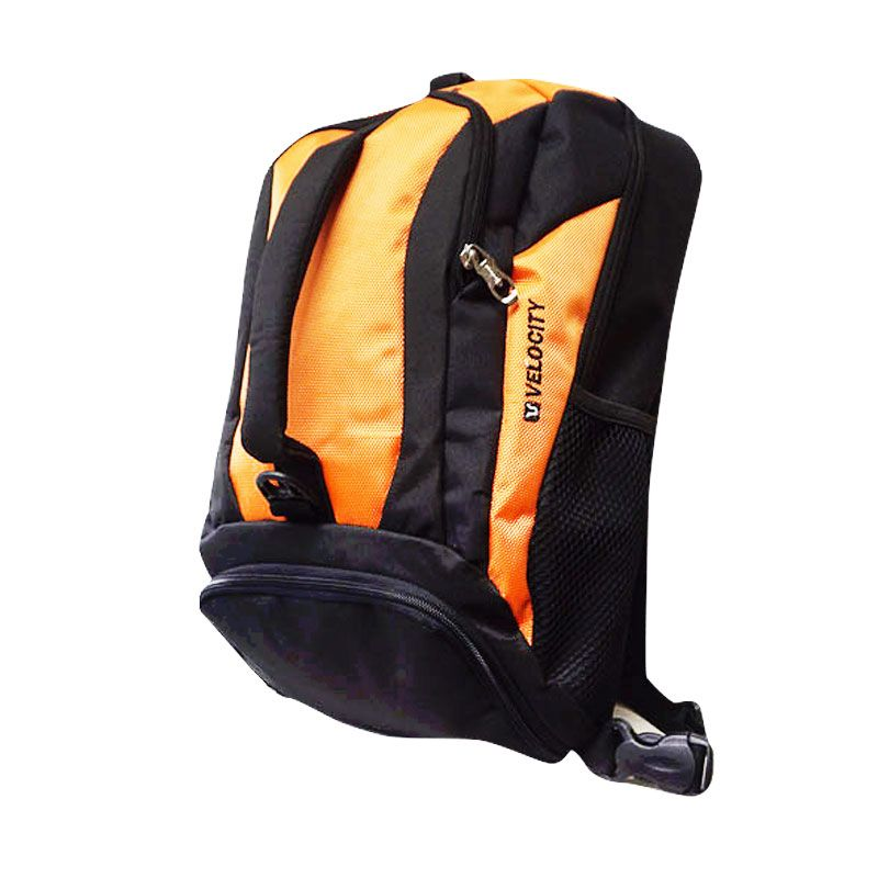 Radiant Velocity Orange Sportbag 3 in 1
