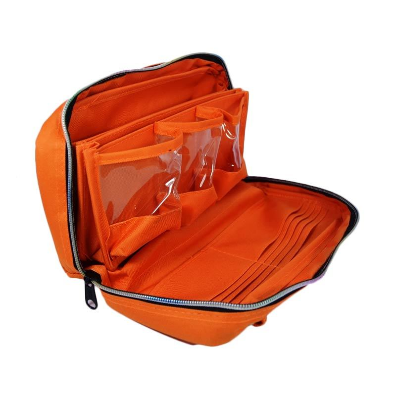 Radysa Bank Book Organizer Orange