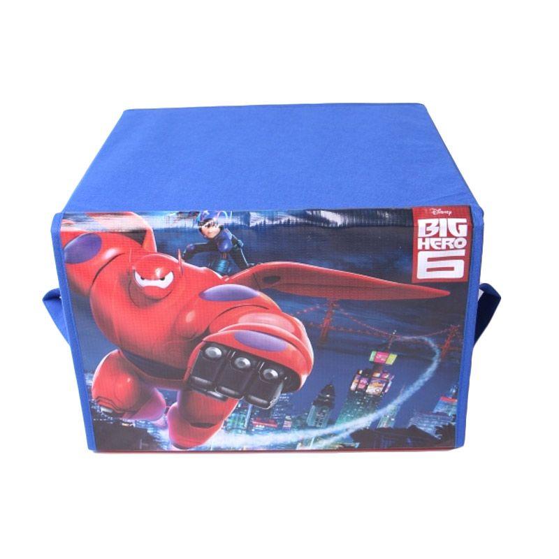 Radysa Big Hero 6 Biru Toy Box Organizer